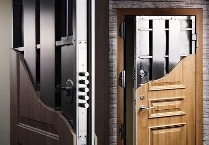 Бронедвери - Киев, цена от 6700 грн. Бронированные двери купить недорого от производителя | Дверной Олимп
