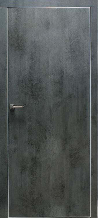 Двери под бетон проседание бетона